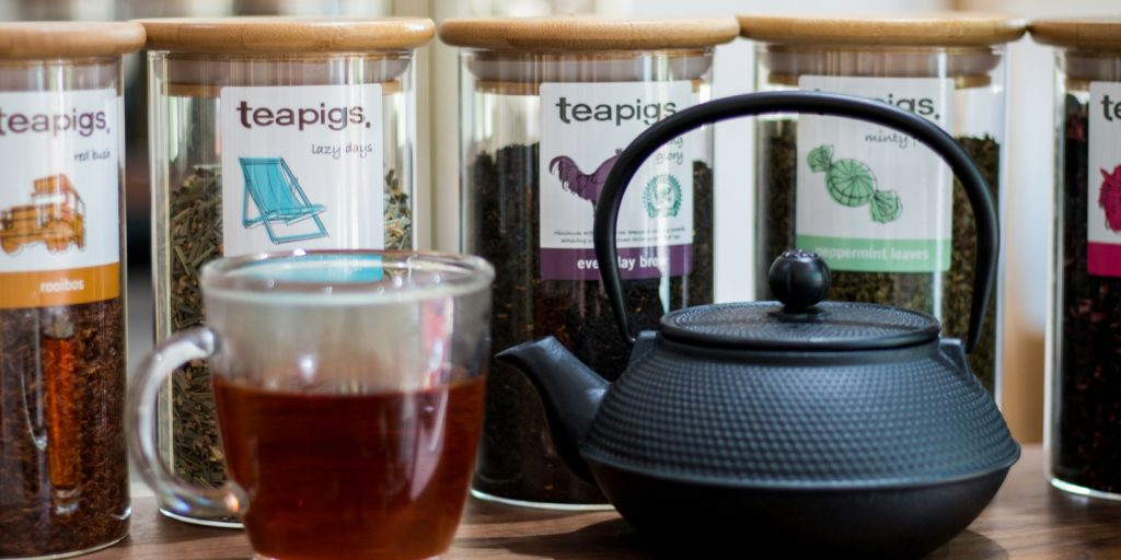 We now serve TeaPigs at Tribe