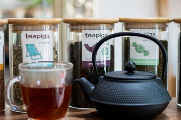 Tea Pigs - Look Inside