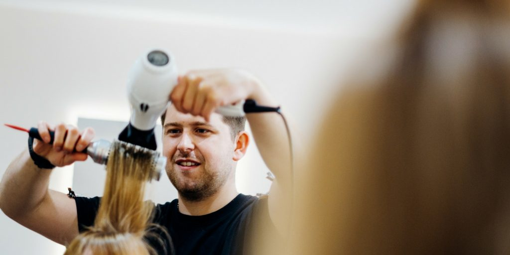 Christopher's been Promoted October 2018   Tribe Salons