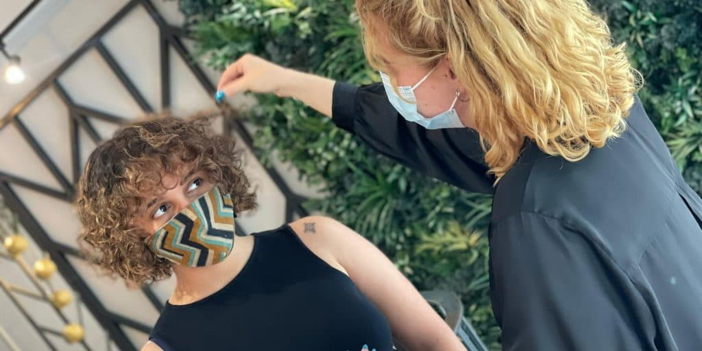 Embracing Your Curls - Tribe Salons